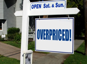 Why Overpricing Hurts Sellers In The End