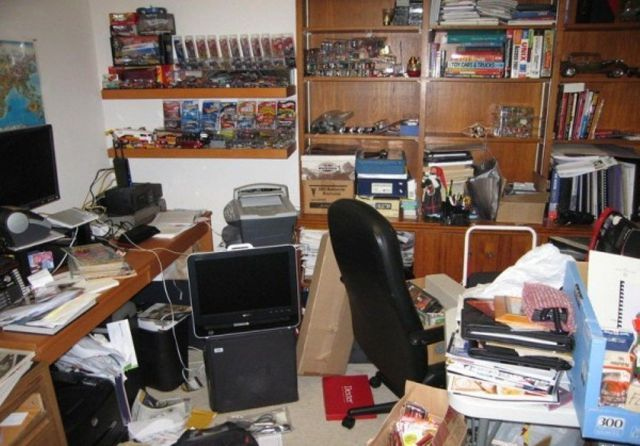 Remodeling Without Return: The Home Office