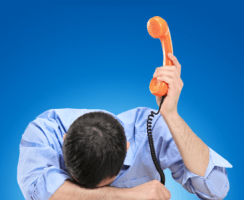 hang-up