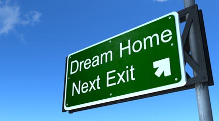 3 Tips for Making Your Dream Home a Reality(Infographic)